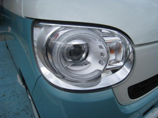 LEDヘッドライト装備!ハロゲンよりも明るいので、夜のドライブも安全です!