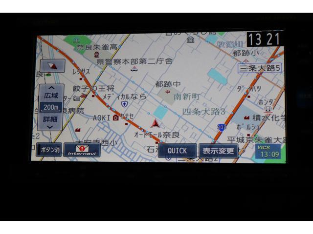 13G・Fパッケージ 純正メモリーナビ フルセグ ドラレコ(3枚目)