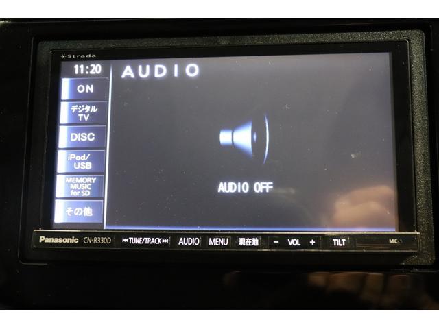 Fパッケージ 社外SDナビ フルセグ バックカメラ ETC(4枚目)