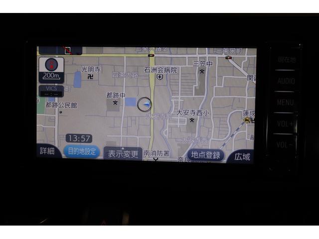 G LEDエディション 純正メモリーナビ ワンセグTV(3枚目)