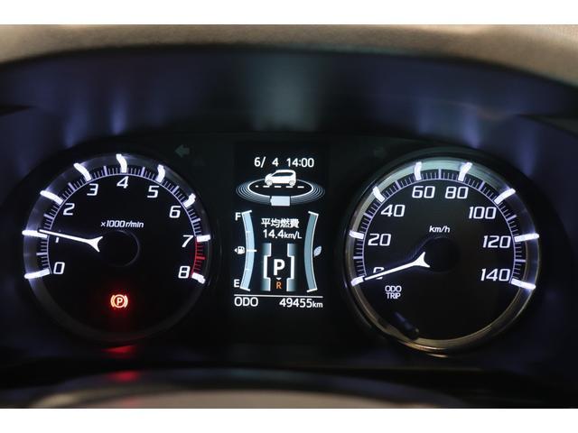 カスタム X ハイパー CDオーディオ アイドリングストップ スマートキー ステアリングリモコン オートライト 14インチAW 電動格納ミラー 盗難防止システム LEDヘッドライト フォグランプ ハーフレザーシート(3枚目)