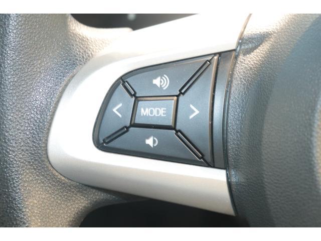 カスタム X ハイパー CDオーディオ アイドリングストップ スマートキー ステアリングリモコン オートライト 14インチAW 電動格納ミラー 盗難防止システム LEDヘッドライト フォグランプ ハーフレザーシート(8枚目)