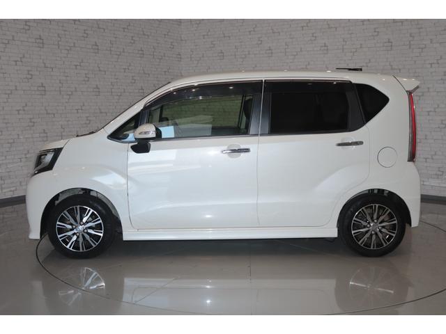 カスタム X ハイパー CDオーディオ アイドリングストップ スマートキー ステアリングリモコン オートライト 14インチAW 電動格納ミラー 盗難防止システム LEDヘッドライト フォグランプ ハーフレザーシート(17枚目)