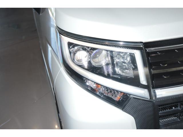 カスタム X ハイパー CDオーディオ アイドリングストップ スマートキー ステアリングリモコン オートライト 14インチAW 電動格納ミラー 盗難防止システム LEDヘッドライト フォグランプ ハーフレザーシート(20枚目)
