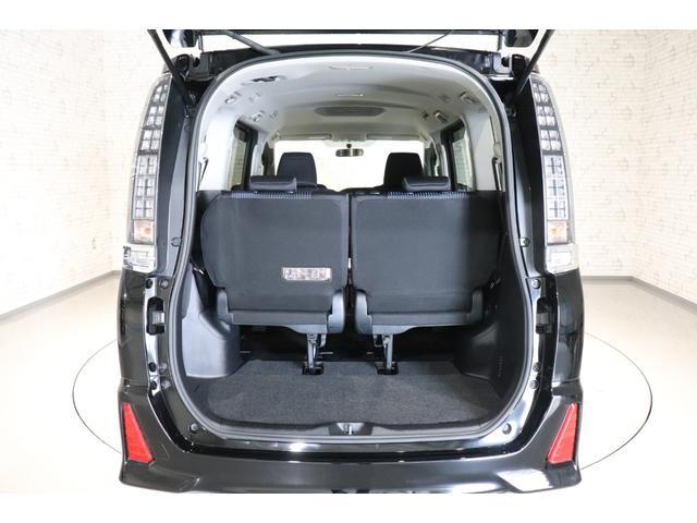 ZS 7人乗り CDオーディオ ETC アイドリングストップ 両側スライド片側電動ドア スマートキー ステアリングリモコン LEDヘッドライト フォグランプ オートライト AW(13枚目)