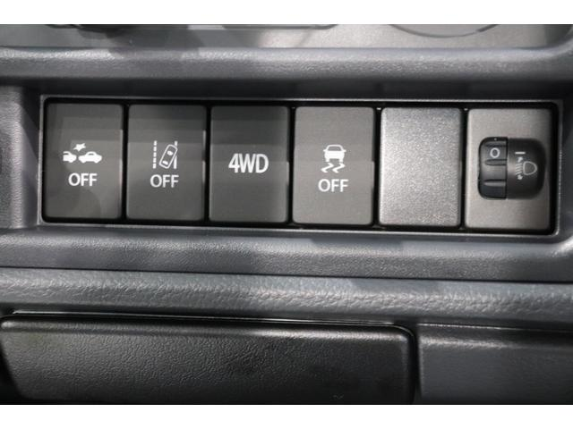 KCエアコン・パワステ 4WD セーフティサポート付 衝突軽減ブレーキ ラジオ機能 5MT レーンアシスト パワーステアリング エアバック ABS(6枚目)