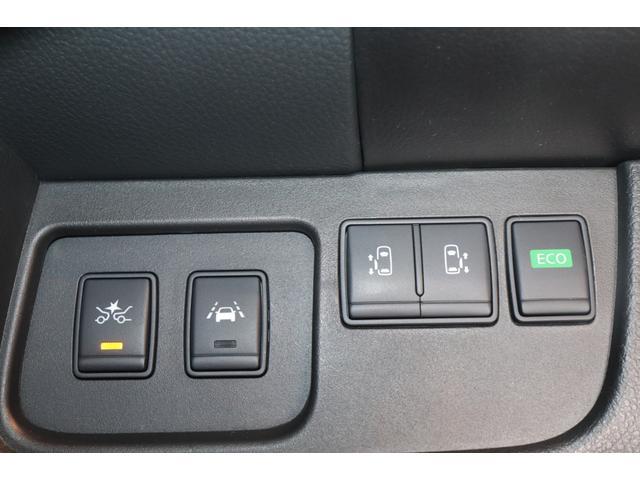 ハイウェイスター Vセレ+セーフティII SHV 衝突被害軽減システム 純正SDナビ 8人乗 両側電動スライドドア クルーズコントロール ETC AW 3列シート クリアランスソナー 全周囲カメラ ドライブレコーダー USB入力端子(10枚目)
