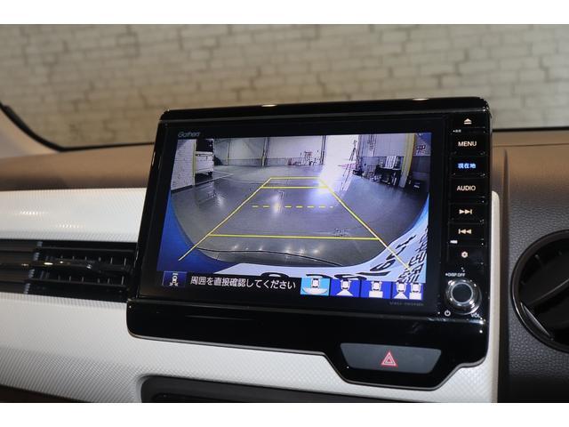 Lホンダセンシング 衝突被害軽減システム 純正SDナビ アイドリングストップ ETC クルーズコントロール LEDヘッドライト レーンアシスト シートヒーター 電動格納ミラー ミュージックプレイヤー接続 バックカメラ(5枚目)