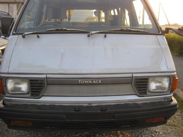 「トヨタ」「タウンエースワゴン」「ミニバン・ワンボックス」「奈良県」の中古車2