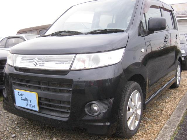 「スズキ」「ワゴンRスティングレー」「コンパクトカー」「奈良県」の中古車4
