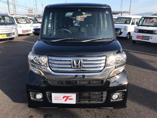 「ホンダ」「N-BOX+カスタム」「コンパクトカー」「奈良県」の中古車2
