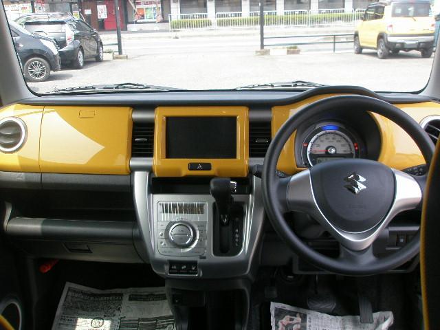 スズキ ハスラー Gターボ 4WD RBS スマートキー