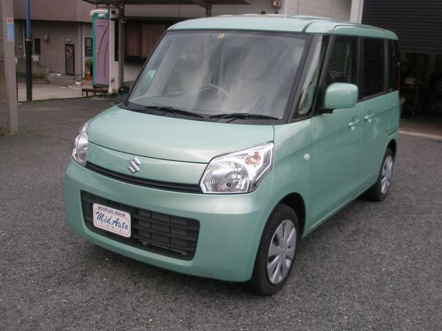 「スズキ」「スペーシア」「コンパクトカー」「奈良県」の中古車2