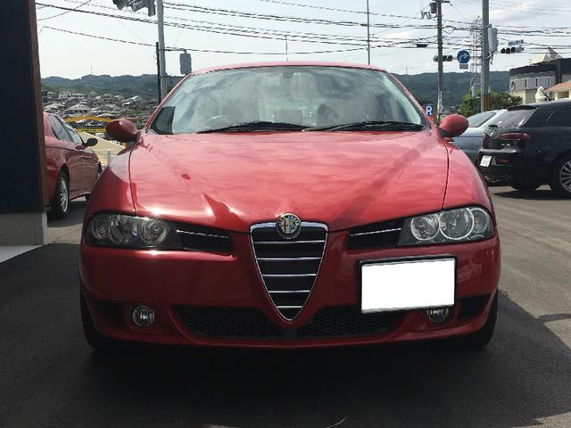 「アルファロメオ」「アルファ156スポーツワゴン」「ステーションワゴン」「奈良県」の中古車2