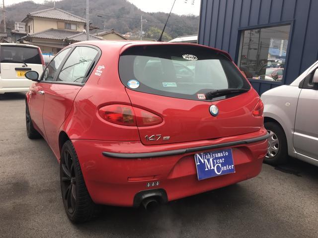 「アルファロメオ」「アルファ147」「コンパクトカー」「奈良県」の中古車8