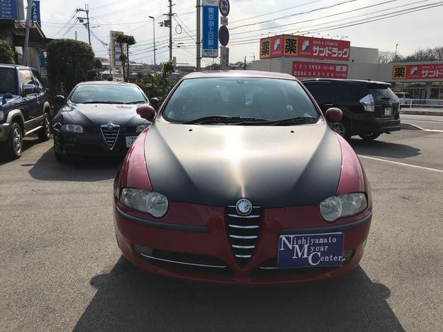 「アルファロメオ」「アルファ147」「コンパクトカー」「奈良県」の中古車2