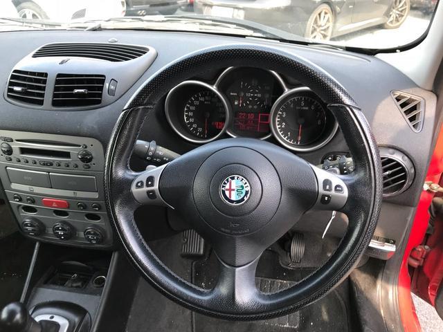 「アルファロメオ」「アルファ147」「コンパクトカー」「奈良県」の中古車7