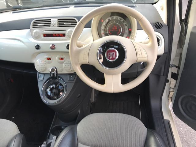 「フィアット」「フィアット 500C」「コンパクトカー」「奈良県」の中古車7
