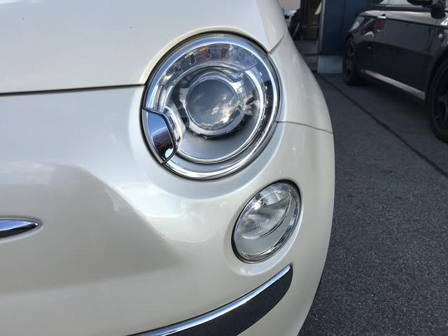 「フィアット」「フィアット 500C」「コンパクトカー」「奈良県」の中古車27
