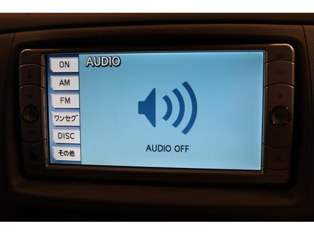 オーディオ装備なので、お好きなBGMをかけることもできます。
