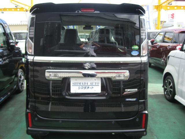 「スズキ」「スペーシアカスタム」「コンパクトカー」「奈良県」の中古車12