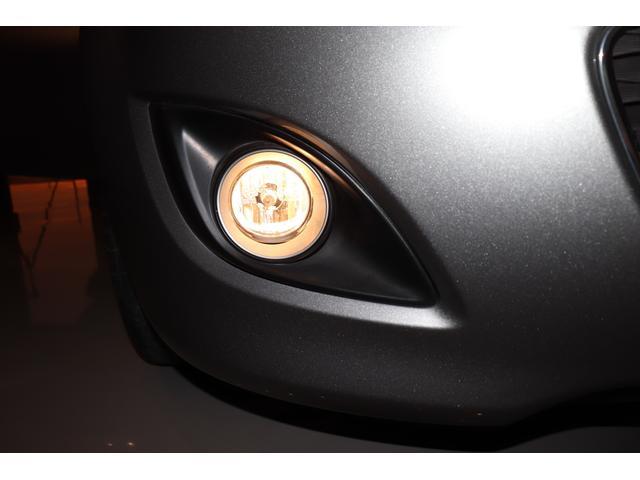 フォグライトもバッチリ装備!HIDヘッドライトと合わせて使えば、夜道がより明るくなりますよ〜!
