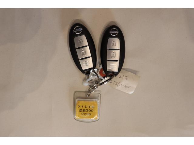 「日産」「エクストレイル」「SUV・クロカン」「奈良県」の中古車7