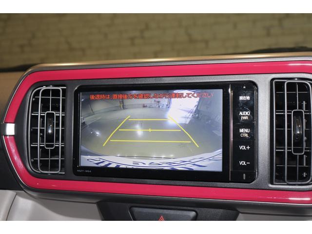 モーダ Gパッケージ 衝突被害軽減ブレーキ 純正SDナビ フルセグTV 純正アルミホイール LEDヘッドランプ バックカメラ Bluetooth接続 オートライト 電動格納ミラー スマートキー 盗難防止システム CD(5枚目)