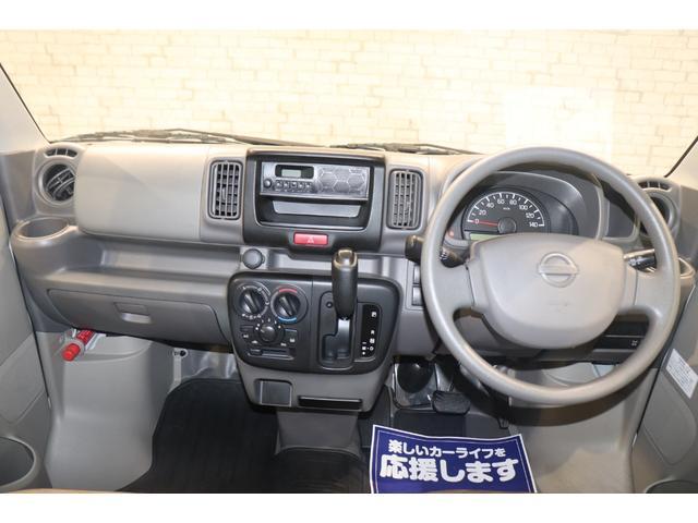 DX ラジオ 両側スライドドア キーレスエントリー マニュアルエアコン パワーステアリング 運転席エアバック 助手席エアバック ABS(6枚目)