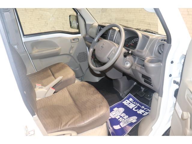 DX ラジオ 両側スライドドア キーレスエントリー マニュアルエアコン パワーステアリング 運転席エアバック 助手席エアバック ABS(9枚目)