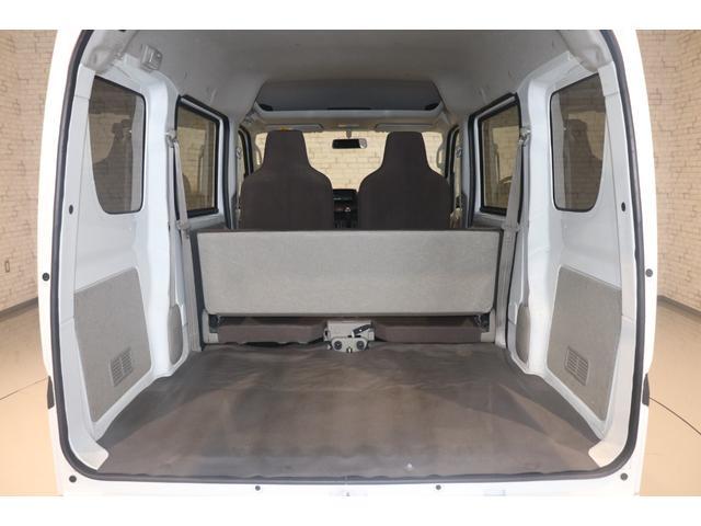DX ラジオ 両側スライドドア キーレスエントリー マニュアルエアコン パワーステアリング 運転席エアバック 助手席エアバック ABS(12枚目)