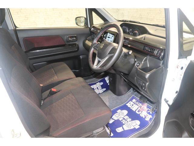 ハイブリッドX 衝突被害軽減システム アイドリングストップ オートライト シートヒーター LEDヘッドライト 電動格納ミラー 盗難防止システム ステアリングリモコン スマートキー AW14インチ パワーステアリング(11枚目)