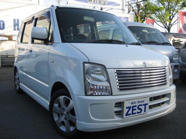 スズキ ワゴンR FT-Sリミテッド ETC