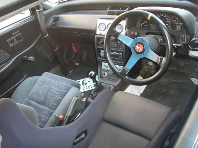 ホンダ シビック SiR レースベース TE37  ロールバー LSD 車高調