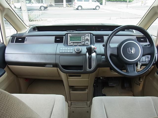 ホンダ ステップワゴン G 左側電動スライド ETC Tチェーン