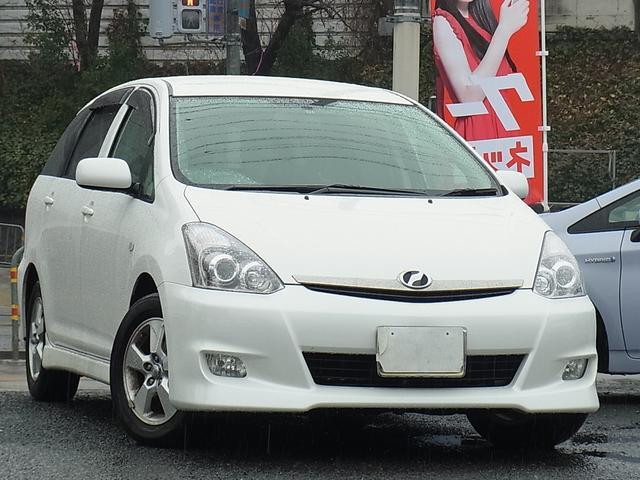 トヨタ ウィッシュ X エアロスポーツパッケージ キセノン ETC Tチェーン