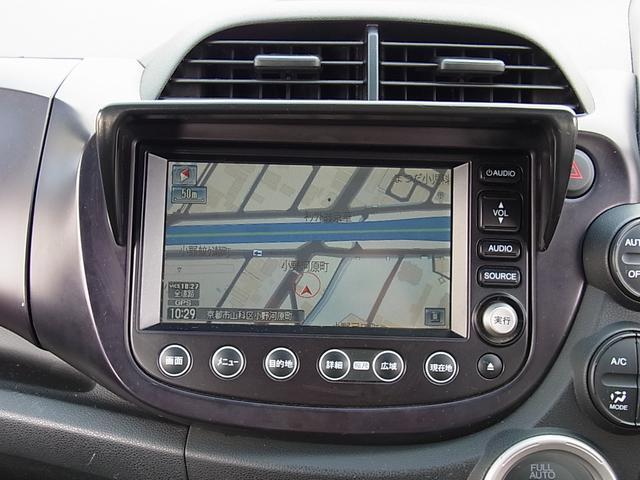ホンダ フィット RS 5MT モデューロサス 藤壺マフラー レカロ ナビTV