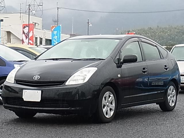 トヨタ プリウス S Bモニタ付ナビ ETC プッシュスタート Tチェーン