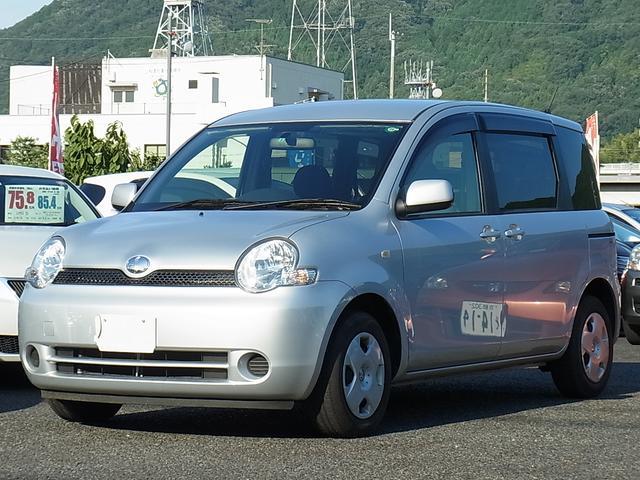 トヨタ シエンタ X ナビ ETC 7人乗 Tチェーン