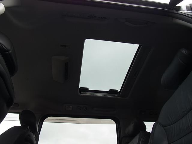 GエアロHDDナビパッケージ ダブルサンルーフ シートヒーター付レザーシート 7人乗 両側電動スライドドア ETC タイミングチェーン(24枚目)
