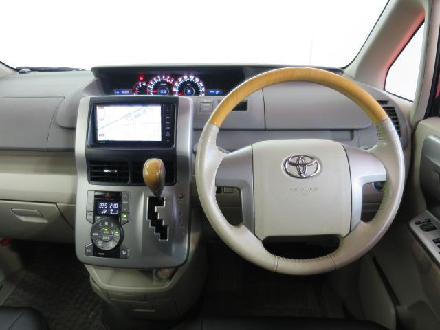 トヨタ ノア S Gエディション HDDナビ地デジBカメラ 後席モニター