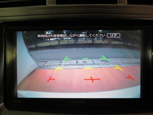 トヨタ プリウスアルファ GツーリングセレクションSDナビ地デジFBカメラ 1オーナー