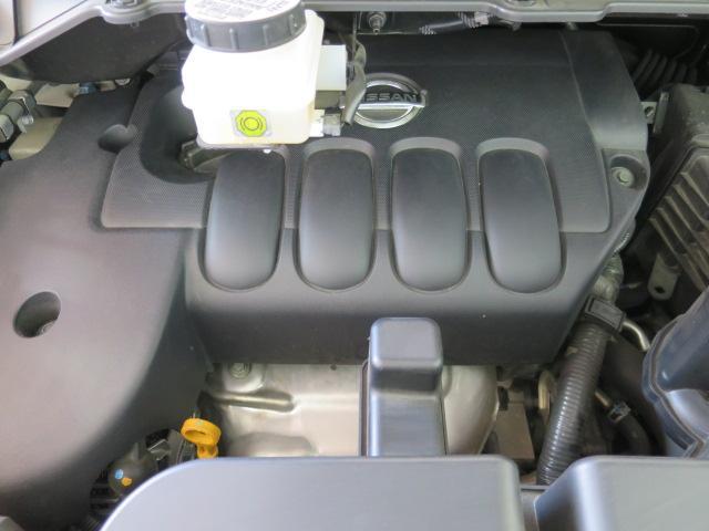 カタログ燃費10.8Km/l  直列4気筒170馬力エンジン!