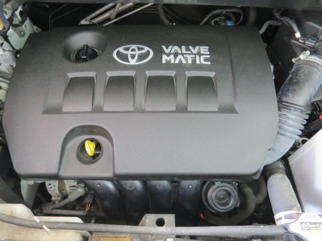 カタログ燃費13.4Km/lの低燃費エンジン!