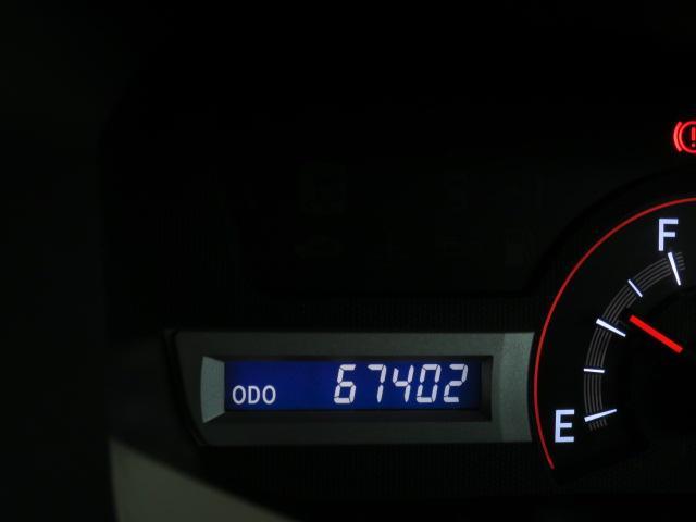 走行距離は67000K!