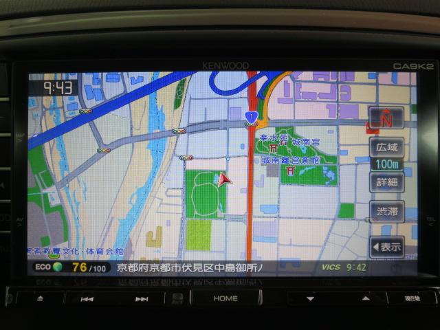 XD 4WD SDナビ地デジBカメラ キセノン(9枚目)