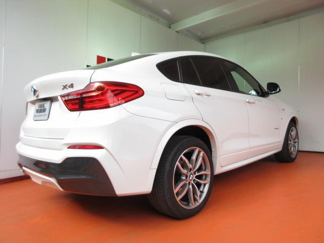 「BMW」「X4」「SUV・クロカン」「京都府」の中古車5