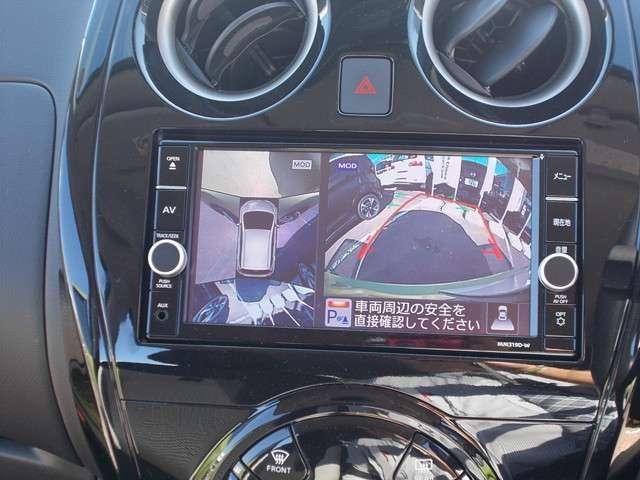 e-パワー X 1.2 e-POWER X メモリナビゲーション・アラウンドビューモニター・衝突被害軽減ブレーキ・踏み間違い防止・ハイビームアシスト・アルミホイール・インテリジェントキー(5枚目)