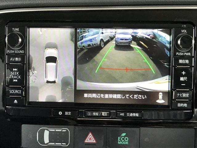 2.0Gナビパッケージ 4WD 元当社試乗車 後側方検知(17枚目)