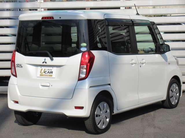 「三菱」「eKスペース」「コンパクトカー」「京都府」の中古車8